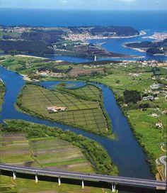 Rio Nalon. Asturias