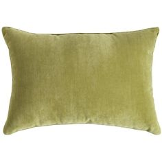 Pier 1 Imports Lindon Lumbar Pillow (21 CAD) ❤ liked on Polyvore featuring home, home decor, throw pillows, pillows, green, green toss pillows, polyester throw pillows, lumbar throw pillow, green throw pillows and green home decor