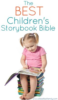 A Thorough Review Of The BEST Childrens Storybook Bible