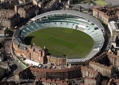 The Oval Cricket Ground, London. Home of Surrey CCC and an England Test Cricket ground.