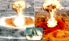 North Korean propaganda video depicts Washington DC under a nuclear attack   Daily Mail Online