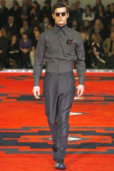 Prada Fall 2012 Menswear
