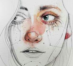 Beautiful works by Ana Santos instagram.com/anasantos_illustration  DRAWING PENCIL at instagram.com/veriapriyatno  ...