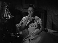 Olivia de Havilland in The Dark Mirror (1946)  Film Noir,