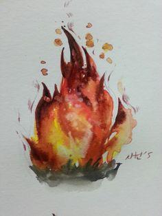 불 fire