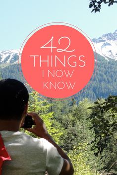 There is much to know about solo travel. And much to learn. Here are 42 things I've learned in my five years of publishing Solo Traveler. Solo Travel Tips, Travel Info, Cheap Travel, Travel Advice, Travel Guides, Places To Travel, Travel Destinations, Travel General, To Infinity And Beyond