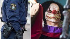 Clownskräck kan leda till hämndaktioner - Sveriges Radio