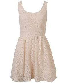 Black waist banded bow would look super cute with this lace dress