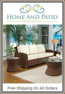 Outdoor patio furniture sets from Home and Patio Decor Center