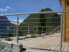Bilderesultat for rekkverk terrasse sort
