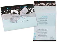 Hochzeitskarte+-+Miteinander+in+die+Zukunft+gehen