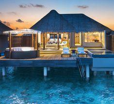 W Maldives : un resort de rêve dans l'Océan Indien