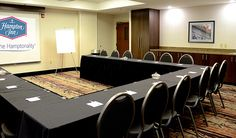 Hotel Meeting Rooms and Possible Set-ups