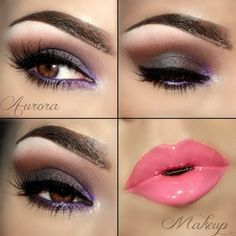 pretty makeup!♥
