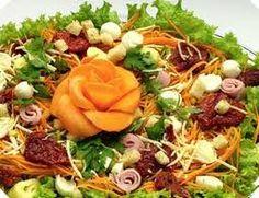 A Arte de Cozinhar: Salada de verão