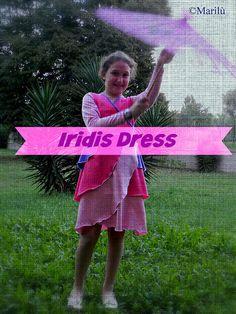 The Lovely Sewing - Il Cucito Incantevole: Iridis dress di Sofilantjes patterns