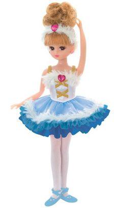 リカちゃん LW-11 バレエのコンクール:Amazon.co.jp:おもちゃ