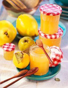 Quittengelee mit Orangensaft - smarter - Zeit: 1 Std. 30 Min. | eatsmarter.de