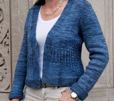 Ravelry: Turn of the Glass pattern by Kathleen Dames - free pattern