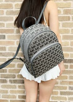 Backpack Purse, Leather Backpack, Fashion Backpack, Laptop Backpack, Cute Mini Backpacks, College Bags, Luxury Girl, Michael Kors Backpack, Cheap Michael Kors