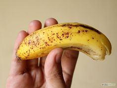 Nourish Your Face Using a Banana - wikiHow