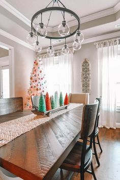 Cozy Christmas home tour. Lots of Christmas ideas for your home this holiday season! Merry Christmas To You, Cozy Christmas, Christmas Fashion, Simple Christmas, Vintage Christmas, Christmas Ideas, Santa Mugs, Christmas Table Centerpieces, Christmas Living Rooms