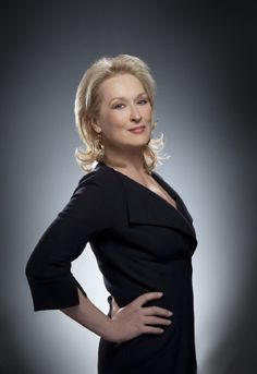 Meryl Streep - mother of all actresses