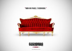 Gomorra - La Serie on Behance