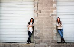 Best friend photoshoot (and some rambles on old friends)