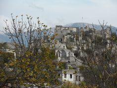 Kayaköy by Sedat Şener on 500px #Fethiye #Karmylassos #Kayakoy #Levissi #Mugla #Turkey