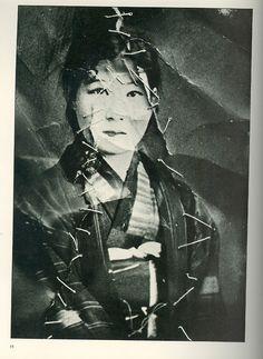 from Shuji Terayama's photobook, 1975
