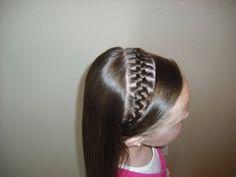 Stupendous Twists Girls And Hairstyles For Girls On Pinterest Short Hairstyles Gunalazisus