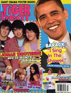 Isn't Barack just dreamy