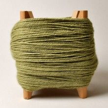 Delightfully delicious yarn from Noble Knits.