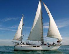 Miami Sailing Charters   Sailboat charter Abaco Bahamas   Miami boat rentals   Bahamas sail vacations