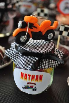 motorcycle Birthday Party Ideas | Photo 7 of 45
