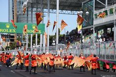 F1 Grand Prix of Europe opening ceremony held in Baku (PHOTO/VIDEO)
