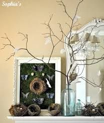using branches in your decor
