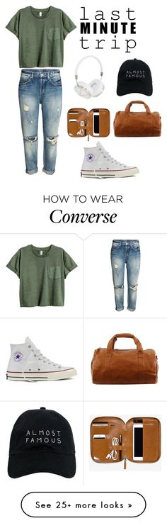 """Last Minute Trip"" by xangelaam on Polyvore featuring Converse, Nasaseasons and Frends"