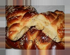 Pastry Cake, Greek Recipes, Food And Drink, Favorite Recipes, Baking, Breakfast, Desserts, Breads, Brot
