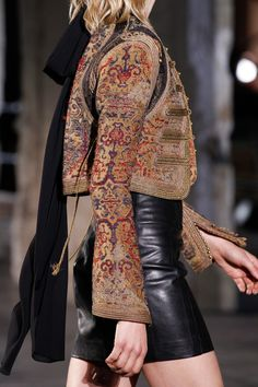 Saint Laurent - Spring 2017 Ready-to-Wear
