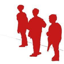 Trio à Oslo (rouge)