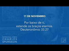 Voltemos Ao Evangelho | 11 de novembro – Devocional Diário CHARLES SPURGEON