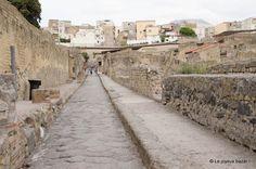 Rua em Herculano