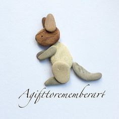 """Little kangaroo"" you can't just live in Australia and not to make a kangaroo  #agifttorememberart #pebbleart #kangaroo #australia #nature #etsy #etsyseller #makersgonnamake #madebyme #instaphoto #instaart #handmadewithlove #animals #wildlife #stones #frame #giftshop #interiordesign #giftideas #shipworldwide #madeinaustralia #craft #dowhatyoulove"