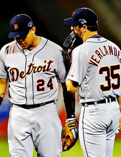 Miggy and Justin