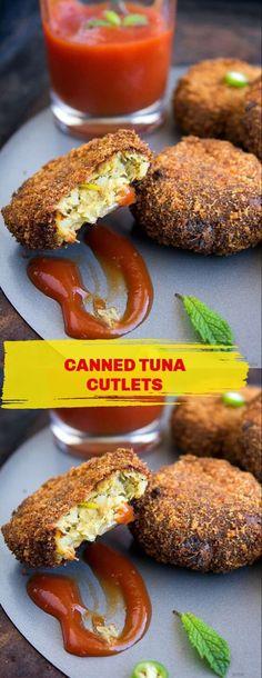 Good Food, Yummy Food, Tasty, Fish Cutlets, Air Frier Recipes, Baked Fish, Recipe For Mom, Restaurant Recipes, Light Recipes