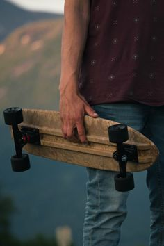Skateboarding photography in Norway. Mountains and skateboards. Ecological biocomposite skateboard by Uitto. Read more, click the picture!