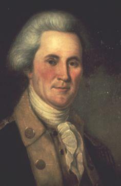 John Sevier - hero of Battle of King's Mountain, American Revolutionary War in 1780.