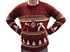 Mortal Kombat sweater